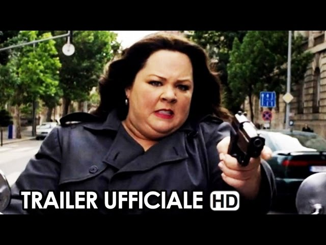 Spy Trailer Italiano Ufficiale (2015) - Jason Statham, Melissa McCarthy HD