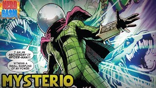 Origin of Mysterio | Who is Mysterio? Spider-Man Far From Home Mysterio