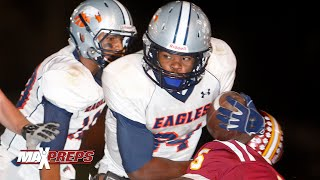 5-Star RB Damien Harris - 2014 Highlights