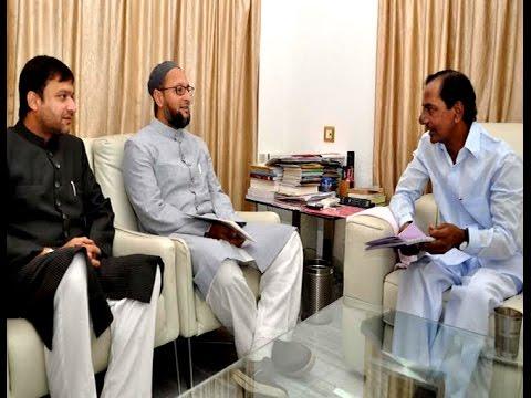 CM K Chandrasekhar Rao Plans More For Telangana Muslims