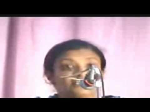 Malayalam Christian Testimony : Prof. Maya Sivakumar video