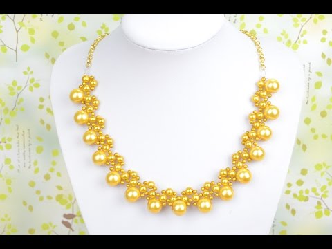 Pearl Necklace  Buy Latest design Of Pearl Necklace