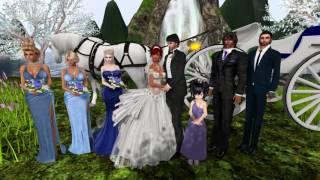 Ash & Esme Second Life Wedding - 5.14.16
