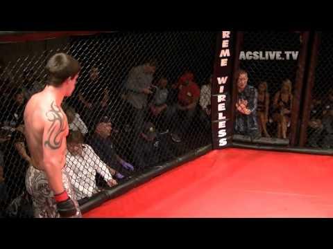 Xxx Extreme Fighting Bundy Martinez Vs Donnie Anglemeyer On Acslive.tv video