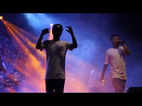 [HD] NDX AKA - Ditinggal Rabi (Live In JEC Indonesia Scooter Fest 2017)