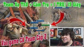 UTS Channels | Sẽ Như Thế Nào Khi Cả Team Bắt Đầu Game Mà Đã Cấp 2 | Full Xạ Thủ Và Cấm Trụ