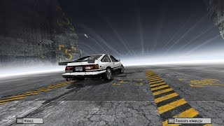 Need for Speed Pro Srteet. Скоростные гонки. БАГ на Toyota Corolla GT-S AE86
