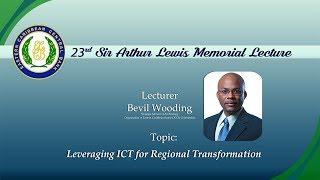 ECCB Connects Season 8 Episode 11 – 23rd Sir Arthur Lewis Memorial Lecture Part 1