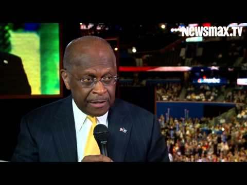 Herman Cain: Romney Gets 'Bad Rap'