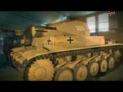 Танки второй мировой войны!