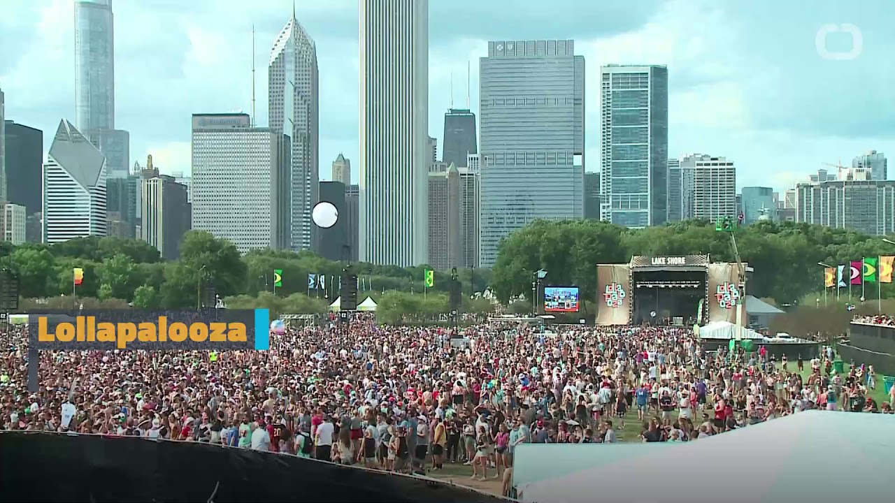 Vegas Shooter Might Have Targeted Lollapalooza & Life Is Beautiful