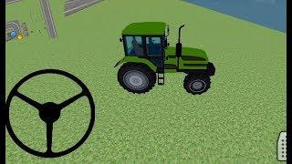 Tractor Driver 3D: City#3, Tractor excavator transport, tractor and excavator games