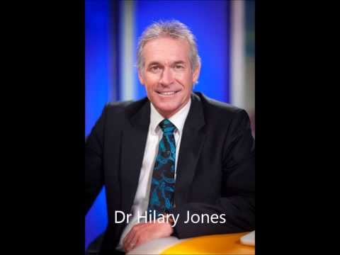Dr Hilary Jones on UK Health Radio
