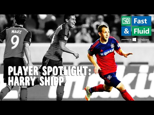 Fast & Fluid Player Spotlight: Harry Shipp