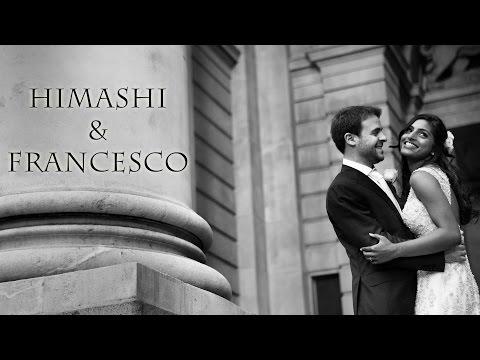 Wedding at St Etheldreda's & The Royal Exchange | Bloomsbury Films ®