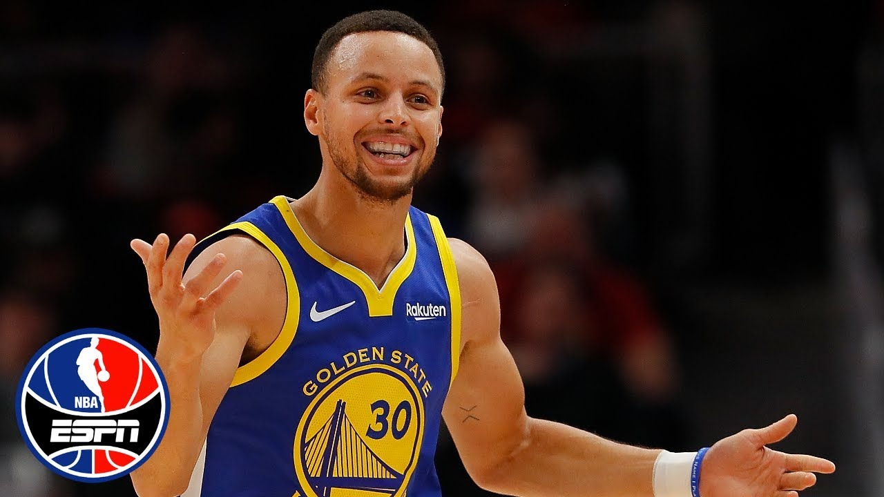 Steph Curry, Kevin Durant and Klay Thompson shine in Warriors' win over Hawks   NBA Highlights