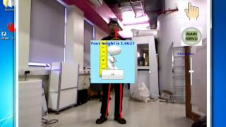 Project Darpan - Kinect Biomechnics