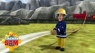 Fireman Sam US Official: Old Fire Engine Bessie to the Rescue