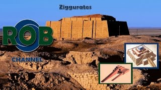 Ziggurate de Ur e Sialk