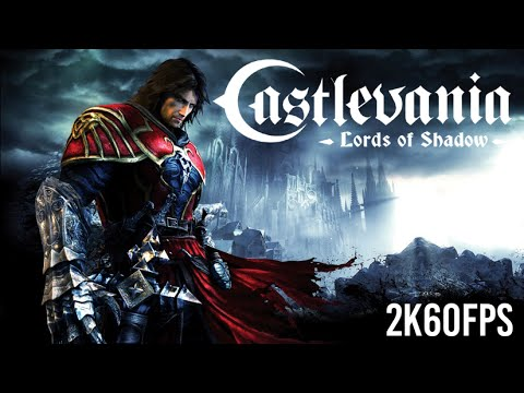 Castlevania: Lords of Shadow 2K60FPS Game Movie (All Cutscenes) PC Ultra