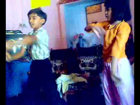 ik pardesi mera dil le gaya dance chelsia with my sweat beta