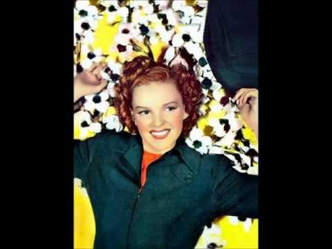 Judy Garland - F.D.R. Jones