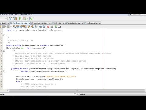 Aplicacion Web  NetBeans + Workbench