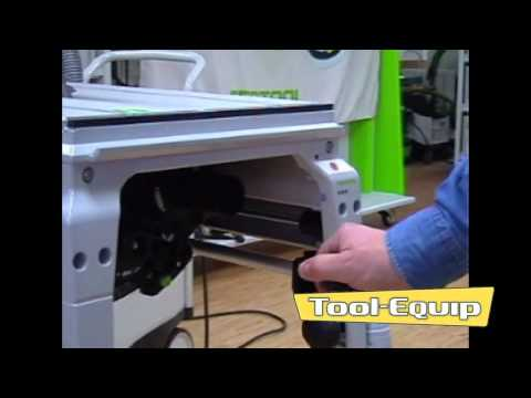 Festool CS50 Portable Table Saw