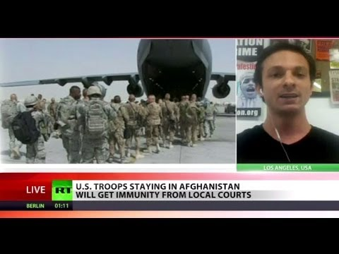 'US wants troops in Afghanistan permanently, treats it as colony'