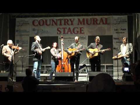 Tony Rice Unit brings Wayfaring Stranger @ Bristol Rhythm and Roots 2011