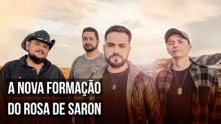 Rosa de Saron revela o novo vocalista