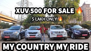 XUV 500 ALL W MODEL FOR SALE | Preowned Xuv Cars | Gurgaon | My Country My Ride