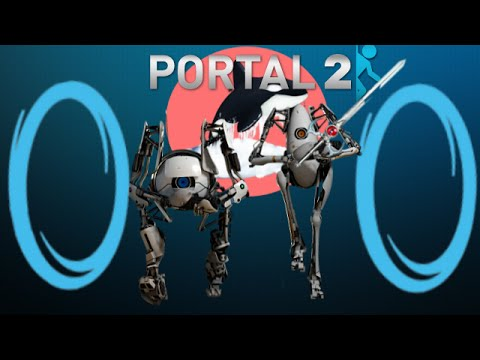 Sky Walker #2 - The portal 2 - Vai Willy