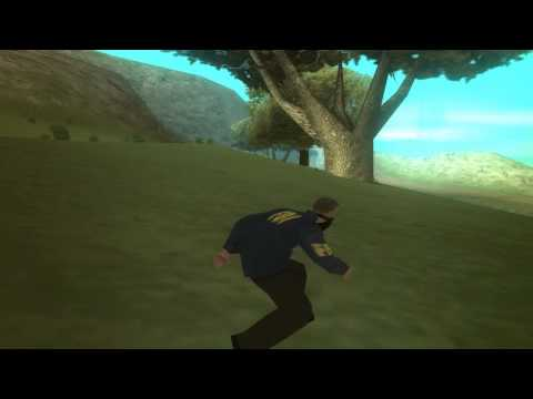 GTA SA BU-RP FBI Agent