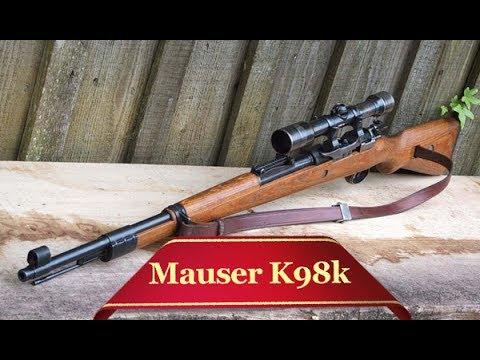 Mauser 98k. Рассказы об оружии