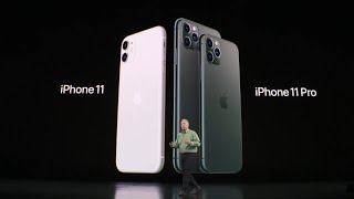 Introducing The New iPhone 11 PRO | Super Retina XDR