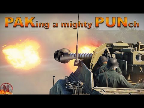 WT || PAKing a mighty PUNch - German Light Tank Discussion thumbnail