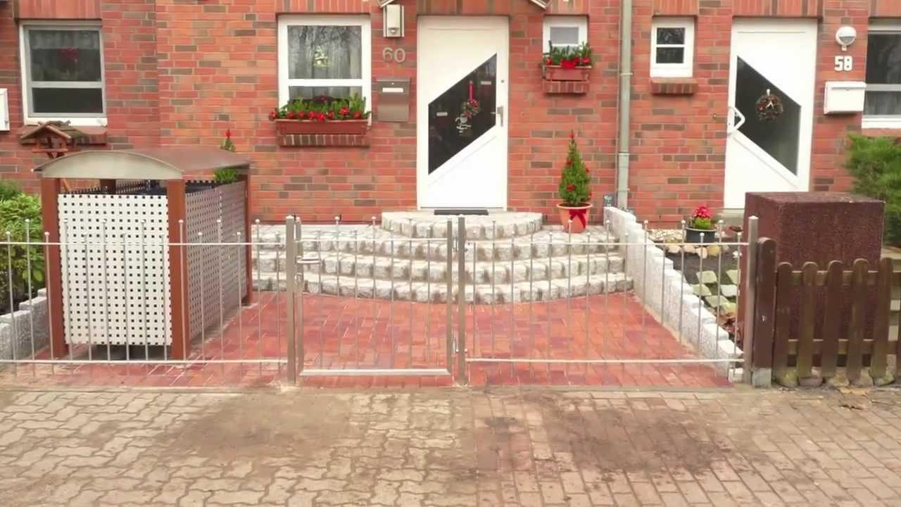 podest aus granit steinen das licht im stein. Black Bedroom Furniture Sets. Home Design Ideas