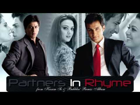 Partners In Rhyme - Tujhe Yaad Na Meri Aayee (Remix)