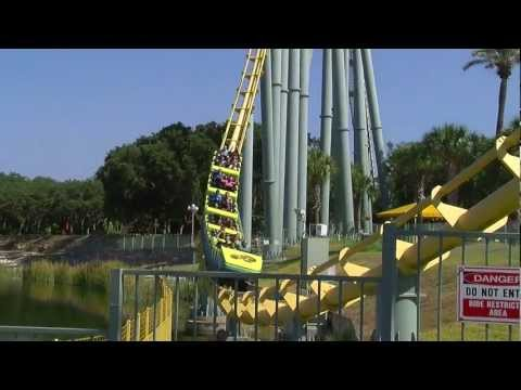 SEAWORLD SAN ANTONIO BEST RIDES HD