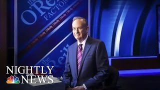 Sources: Bill O'Reilly To Receive Around $25 Million To Leave Fox News | NBC Nightly News