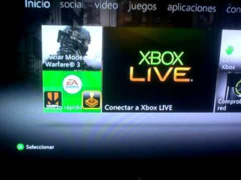 Actualizacion diciembre 2011 xbox 360no borra el chip