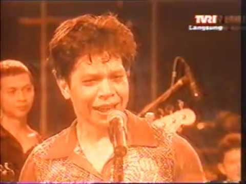 Acid Speed Band Live on TVRI - Dead Flowers