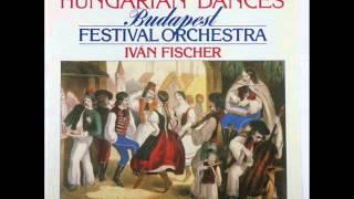Johannes Brahms Hungarian Dances Budapest Festival Orchestra
