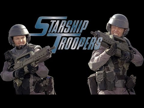 Starship Troopers (1997) Body Count