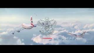 Helen Jane Long British Airways Advert 2011 To Fly To Serve Hd