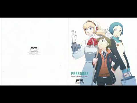 Persona 3 Characters Persona 3 Character Drama Vol