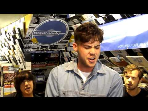 Aiden Grimshaw - Chokehold @ Banquet Records