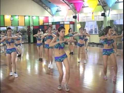 CLB TDTT Quang Dat   The duc Aerobic Dance