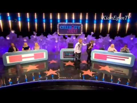 Kian Egan -  Celebrity Juice  [March 13, 2014]